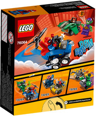LEGO® Marvel Super Heroes™ - 76064 - Mighty Micros: Spider-Man vs. Green Goblin