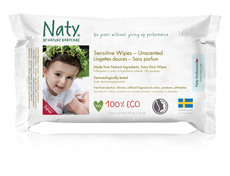 Naty by Nature Babycare Feuchttücher Sensitive