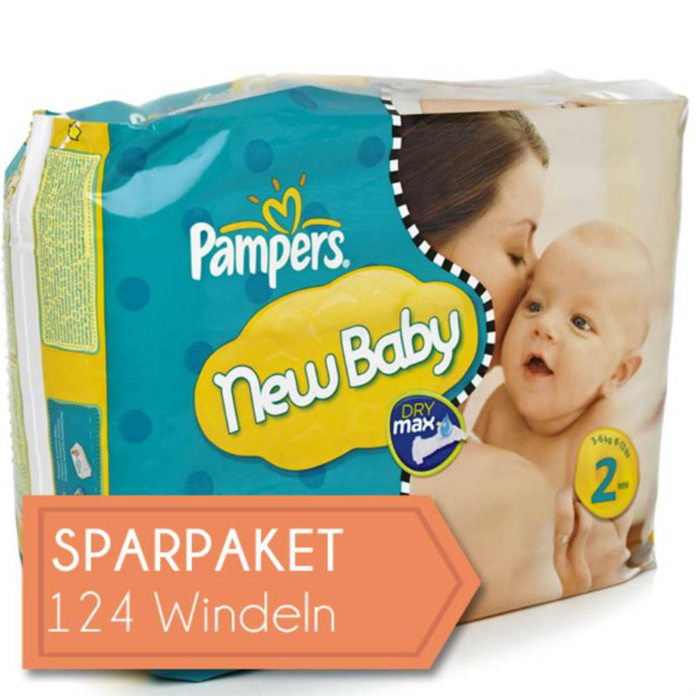 pampers new baby babywindeln jetzt online kaufen. Black Bedroom Furniture Sets. Home Design Ideas