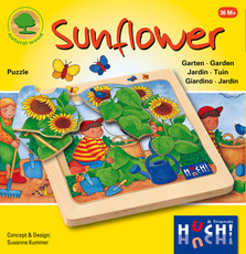 Huch and Friends 878007 - Sunflower
