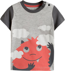Esprit Kurzarmshirt Monster
