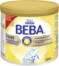 Nestlé BEBA FM 85 Frauenmilchsupplement