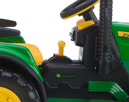 peg perego elektro traktor john deere ground force. Black Bedroom Furniture Sets. Home Design Ideas