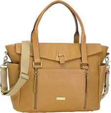 storksak Wickeltasche Emma Leather