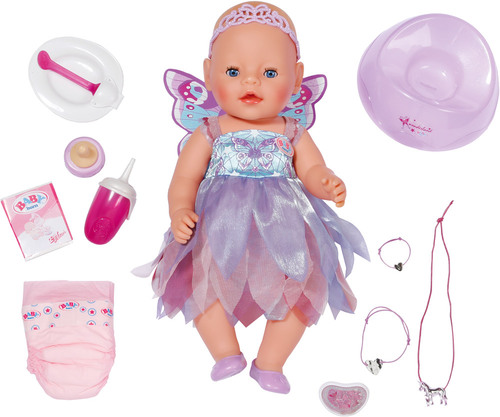 Zapf Creation 820698 Baby Born 174 Interactive Puppe