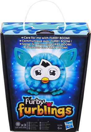 hasbro furby waves furbling pl schtiere mit funktion. Black Bedroom Furniture Sets. Home Design Ideas