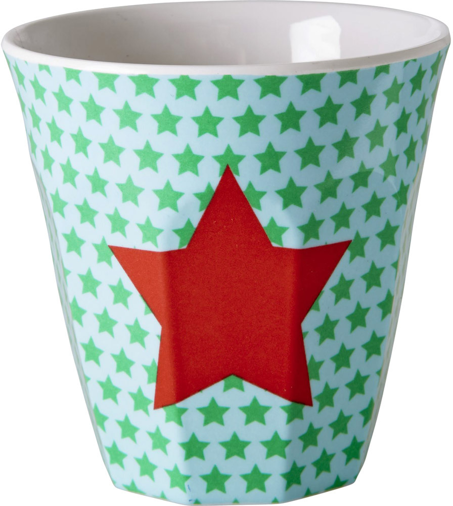 Kids Small Cup Boy Star Print (KICUP-STAR14)