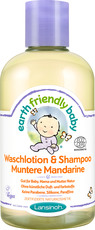 Lansinoh earth friendly baby Waschlotion & Shampoo