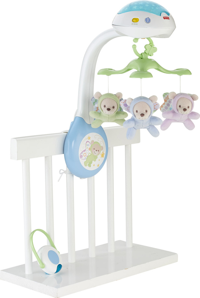 3-in-1 Traumbärchen Mobile
