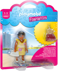 PLAYMOBIL®  City Life - 6882 - Fashion Girl - Summer