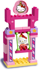PlayBIG BLOXX HELLO KITTY Funpark Schaukel