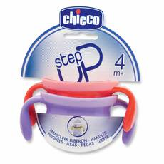 Chicco Griffe f. Babyfläschchen STEP UP