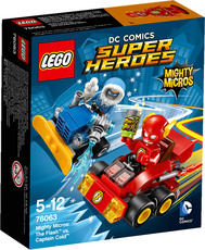 LEGO® DC Universe Super Heroes™ - 76063 - Mighty Micros: The Flash™ vs. Captain Cold™