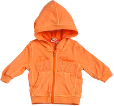 iDo Kapuzenjacke orange