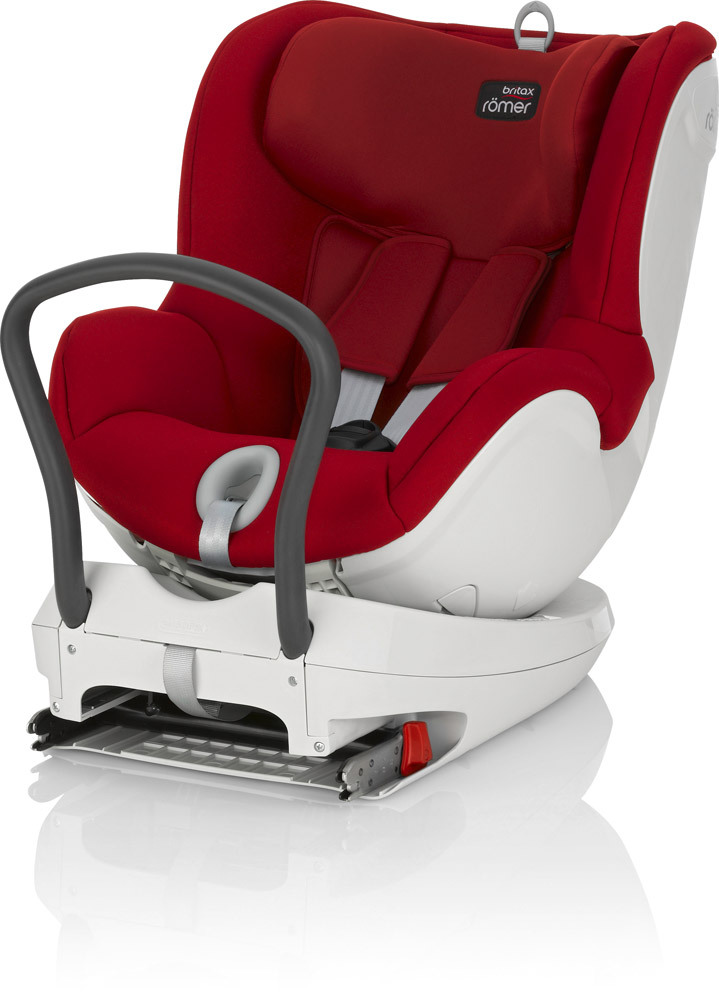 britax r mer dualfix flame red rot autositz. Black Bedroom Furniture Sets. Home Design Ideas