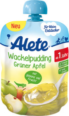 Alete Pouches Wackelpudding