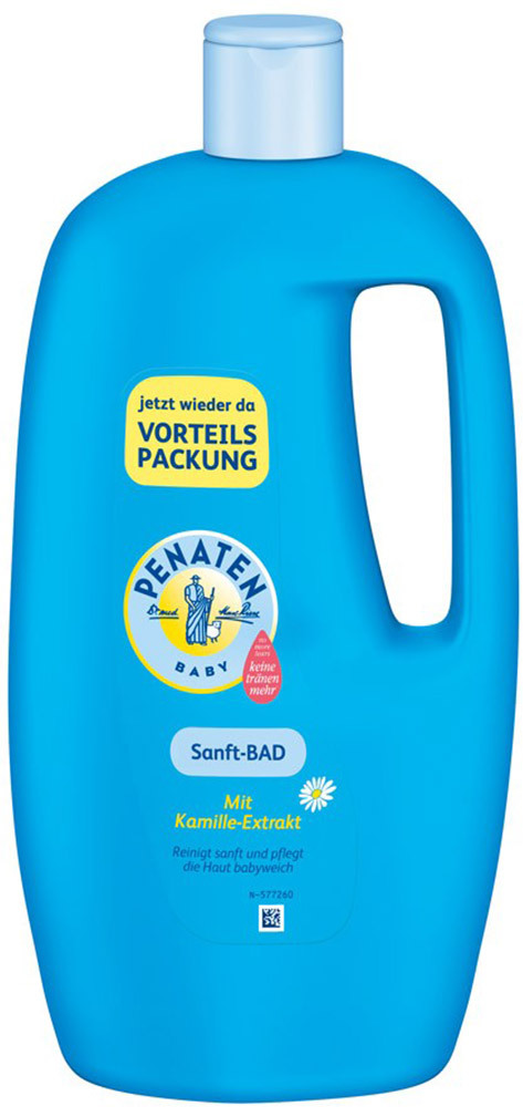 Penaten Sanft Bad  Sanft Bad, 1000 ml