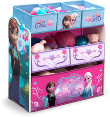 Delta Kids Ablageregal Multi Bin Disney FROZEN