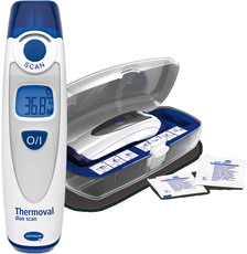Hartmann Thermoval Duo Scan Fieberthermometer