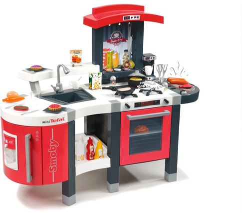 smoby tefal super chef k che spielk che jetzt online kaufen. Black Bedroom Furniture Sets. Home Design Ideas