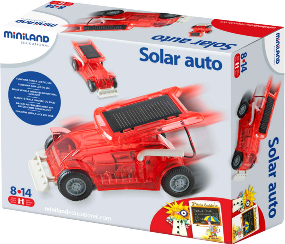 miniland solar auto spielzeugautos jetzt online kaufen. Black Bedroom Furniture Sets. Home Design Ideas