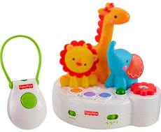 Fisher-Price 4-in-1 Tierfreunde-Projektor