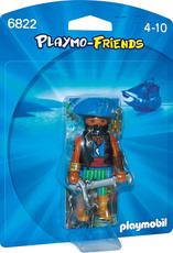 PLAYMOBIL®  Playmo-Friends - 6822 - Karibischer Pirat