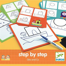 DJECO Eduludo: Step By Step Géo and Co