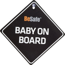 BeSafe Baby on Board Zeichen
