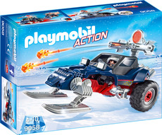 PLAYMOBIL® Action - 9058 - Eispiraten-Racer