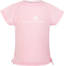 Snapperrock Rash T-Shirt rosa