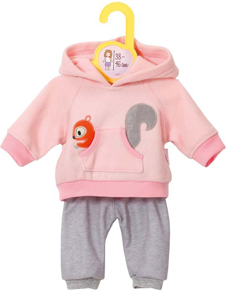 Zapf Creation Dolly Moda Sport-Outfit Pink