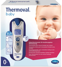Hartmann Thermoval Baby Fieberthermometer