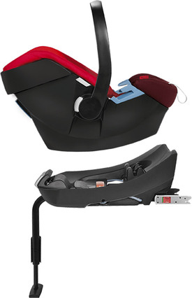 cybex basis 2 isofix station jetzt online kaufen. Black Bedroom Furniture Sets. Home Design Ideas