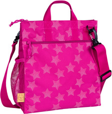 Lässig Casual Buggy Bag Reflective Star