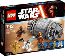 LEGO® Star Wars™ - 75136 - Droid™ Escape Pod