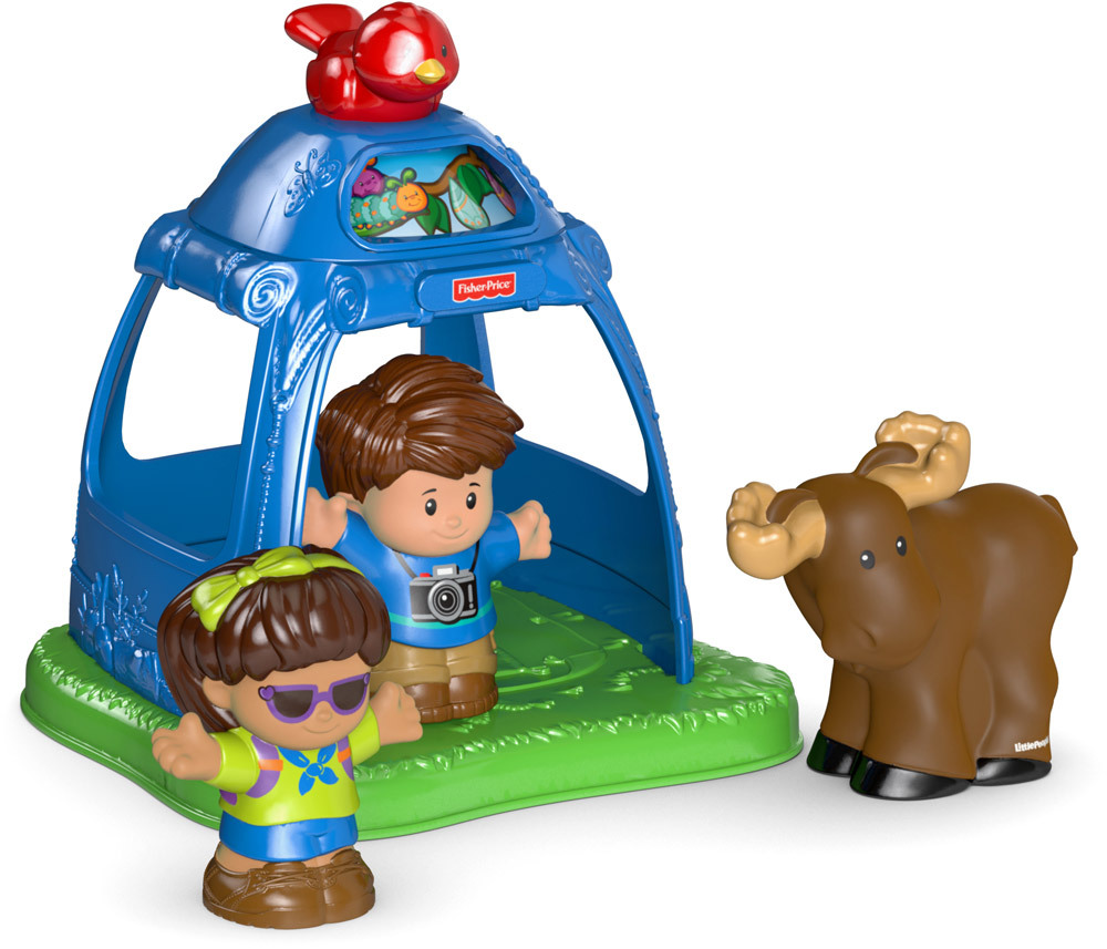 Pricing People: Fisher-Price Little People Camping Set »