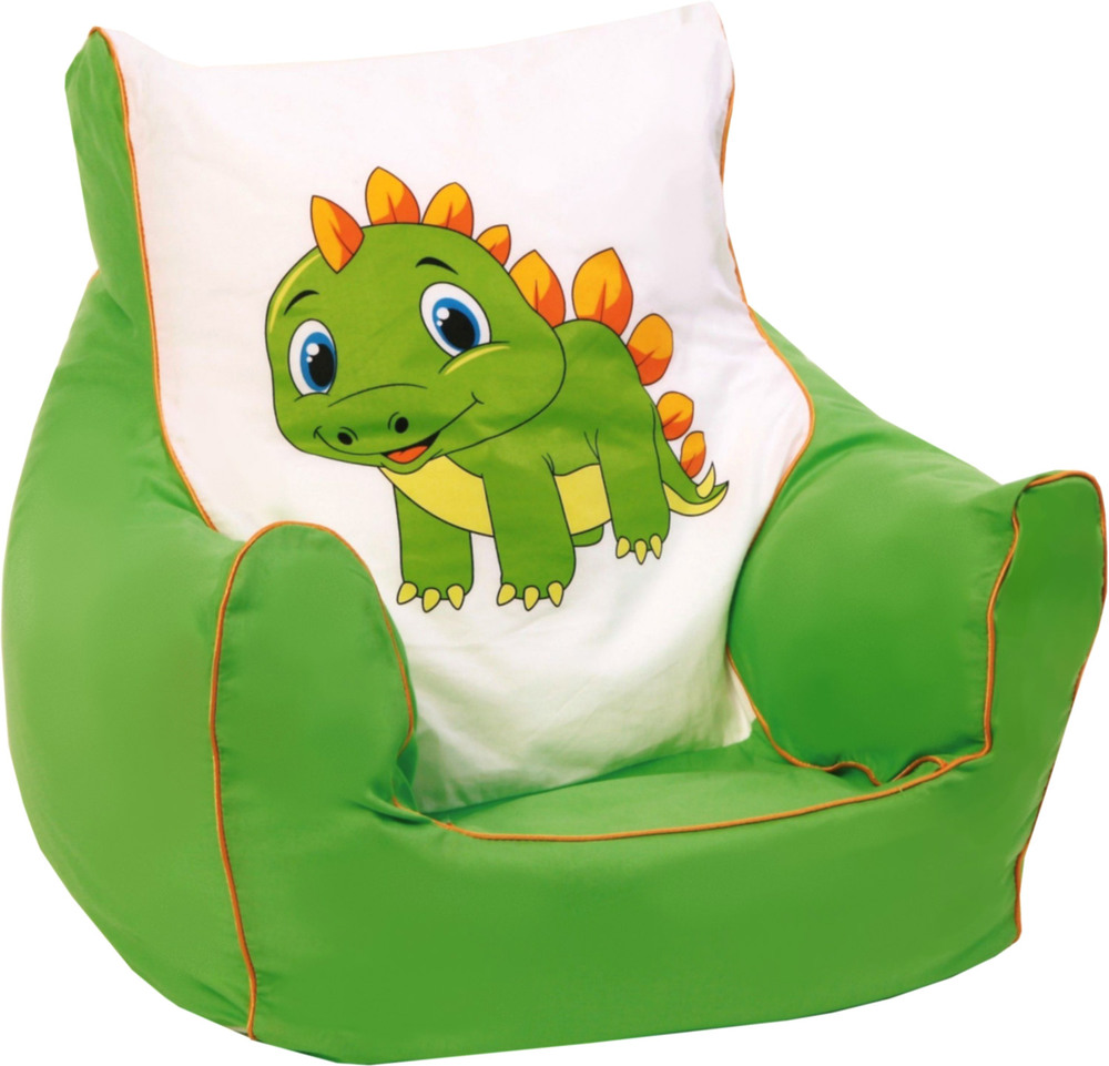 knorr baby sitzsack dino sitzsack kinder jetzt online kaufen. Black Bedroom Furniture Sets. Home Design Ideas
