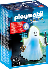 PLAYMOBIL® Knights 6042-Gespenst mit Farbwechsel-LED