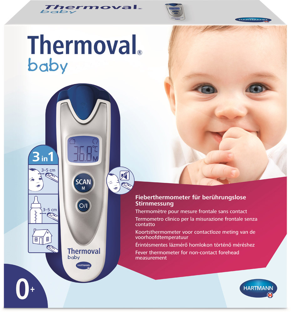 Thermoval Baby Fieberthermometer