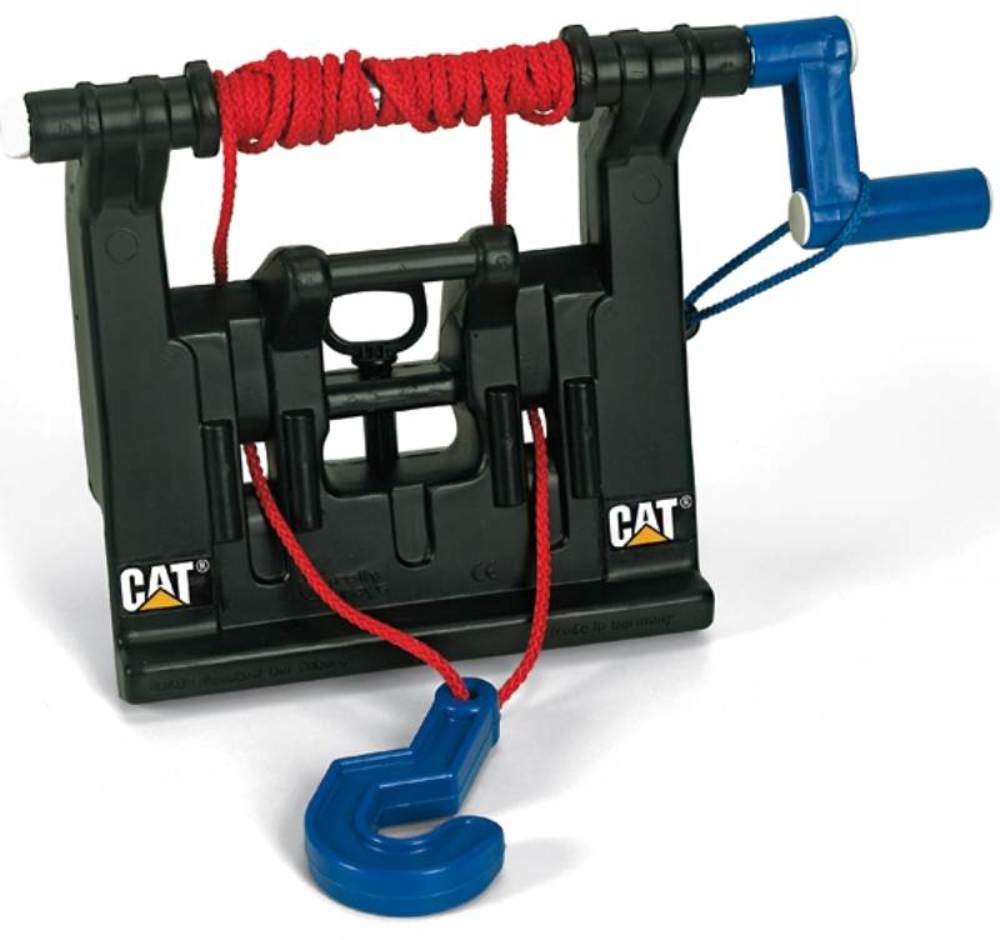 ROLLYTOYS rollyWinch Cat Seilwinde rollyWinch Cat Seilwinde schwarz
