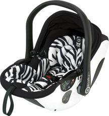 kiddy Babyschale evo-lunafix inkl. Isofix-Base 2