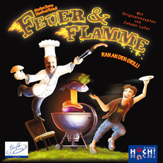 Huch and Friends 878076 - Feuer & Flamme