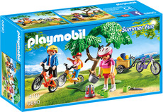 PLAYMOBIL®  Summer Fun - 6890 - Mountainbike-Tour