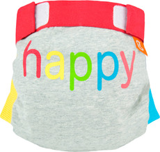 gDiapers gPants Happy