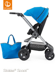 Stokke Scoot Style Kit Racing
