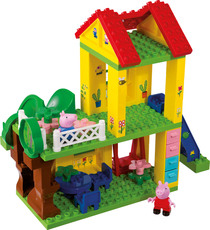 PlayBIG BLOXX PEPPA PIG Playground