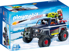 PLAYMOBIL® Action - 9059 - Eispiraten-Truck