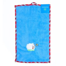 Morgenstern Badehandtuch Sleepy Sheepy