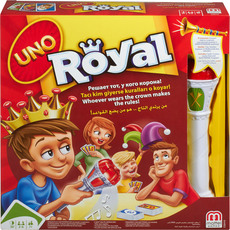 Mattel Games UNO Royal